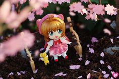 First Look: Nendoroid Kinomoto Sakura - Love, Pinkcheeks