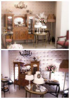decoracao casamento glam vintage 6