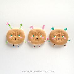 Sweet Life: Biscuit Friends