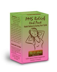 PMS Relief Herb Box