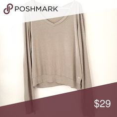 NWOT Wildfox large light brown sweatshirt New without tags super comfy Wildfox Tops Sweatshirts & Hoodies