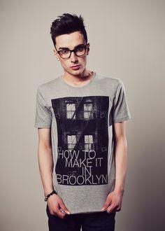 The Brooklyn T-Shirt Smile & Joke