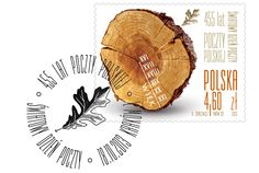 Poland 2013 Stamp IssueWorld Day of Post - 455 years of Polish Post