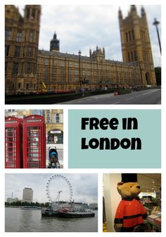 Planning a family vacation to London, England with kids? Here are 10 free and awesome things to do in the UK's capital city.