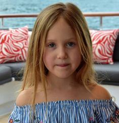 Princess Josephine of Denmark looking all grown up - taken from their holiday to Australia in late December 2017.