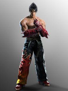 Jin Kazama screenshots, images and pictures - Giant Bomb Tekken 7, Tekken Jin Kazama, King Of Fighters, Gaara, Tekken Wallpaper, Playstation, Xbox, Tekken Tag Tournament 2, Street Fighter Tekken