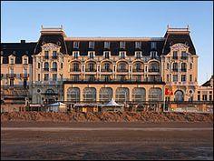 Restaurant LE BALBEC, Grand Hôtel de Cabourg M Gallery- Un havre de paix sur un air de Chopin.