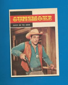 Tv Westerns Gunsmoke