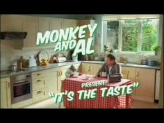 "Monkey and Al Present ""It's the Taste"" - PG Tips Advert"