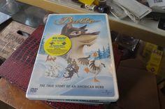 Walt Disney BALTO DVD Sealed