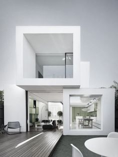 Shakin Stevens House Is A Minimalist House Located In Melbourne, Australia,  Designed By Matt Gibson Architecture + Design. The Interior Space Of This  Home ...