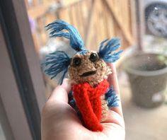 Kim Lapsley Crochets: The Worm