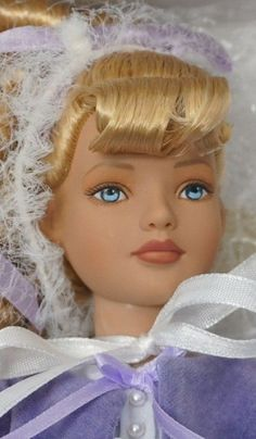 AFTERNOON VISIT ALICE ~ Alice In Wonderland ~ TONNER DOLLS ~ NEW IN BOX #Tonner