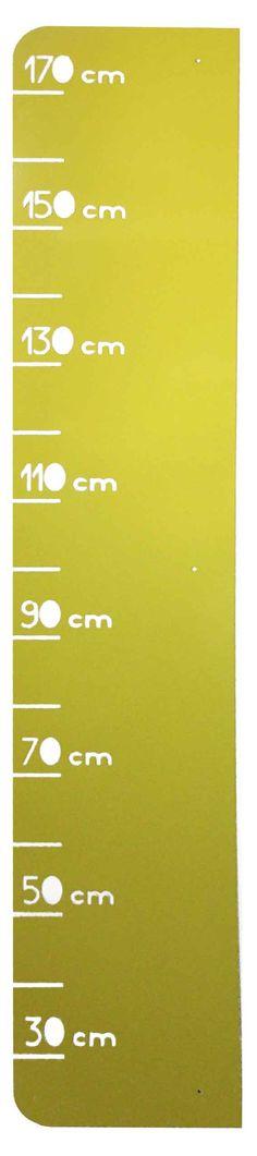 Medidor de altura para niños, decora su habitación!
