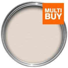 Dulux Neutrals Matt Just Walnut Emulsion Paint 2.5L: Image 1