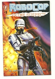 ROBOCOP: PRIME SUSPECT 4-part Modern Age series from Dark Horse! http://www.ebay.com/itm/-/301008854945?roken=cUgayN