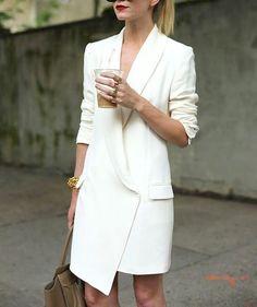 Jacket dress 'White Graphics' | Платье-пиджак Белая графика  Купить заказать платье пиджак белый графика костюмная ткань ручная работа