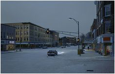 Strobist: Gregory Crewdson: Brief Encounters is Now Available on DVD, and Netflix Streaming _ 이런 마을에가서 요런 사진 찍고싶다