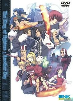 Watch king of fighters anime movie online. The game's netcode for vastly improved online gameplay. Characters are all well drawn and pretty interesting to watch on screen movies. Dragon Ball Z, Snk King Of Fighters, Episode Online, Gifts For Photographers, Square Photos, Tough Guy, Animation, Fighting Games, Videogames