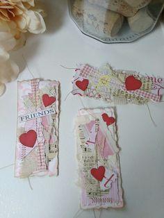 Pocket Letters, Scrapbook Embellishments, Artist Trading Cards, Atc, Junk Journal, Art Journaling, Ephemera, Envelopes, Brooches