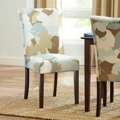 Look what I found on Wayfair! Nolita Parsons Chair