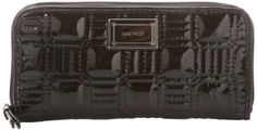 Nine West Go To Glamour Zip Around Wallet - Listing price: $40.00 Now: $20.00