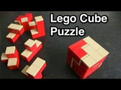 How to Build a LEGO Puzzle Box | BRICK X BRICK - YouTube