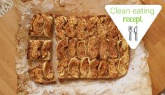 Clean Eating recept: Almás-fahéjas pite diétásan Banana Bread, Ale, Clean Eating, Cleaning, Food, Healthy Crock Pot Meals, Beer, Eating Healthy, Healthy Nutrition