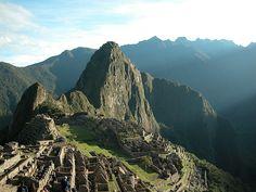 Machu Pichu Peru- i want to go!