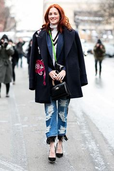 Best Outfit Ideas For Fall And Winter  6 Ways to Not Throw in the Fashion Towel When Its Cold Out