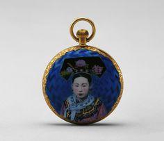 故宫收藏的西洋怀表