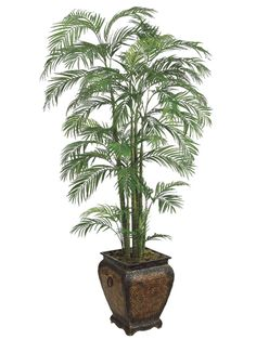 How to Pot Artificial Trees & Silk Plants