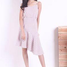 Đầm 2 dây kiểu Gingham Dress tại Nguyễn Đình Chiểu, Đa Kao, Quận 1, Hồ Chí Minh - 5146337