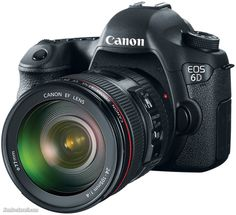 Check Out The Best Canon EOS 6D Lenses