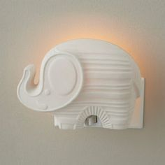 jonathan adler elephant night light - Google Search