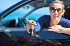 Share your car!  Photo (and car) by Toby Sanderson.  Modeling by Caterina Rindi.  Made my own version of the car keys sharing pic. :)