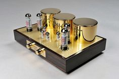 "WLM Sonata ""Gold""  Integrated amplifier"