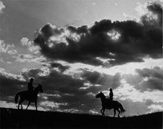 Meeting At Sunset Photograph Bruno Engler
