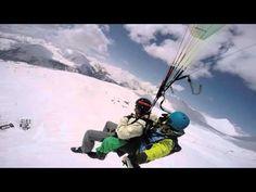 010355 gudauri paragliding полет гудаури skyatlantida com gadauriparagli...