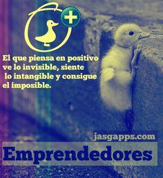 Diseño Pensamiento positivo Emprendedores Murcia.