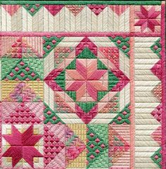 Colorful New Quilt Design!