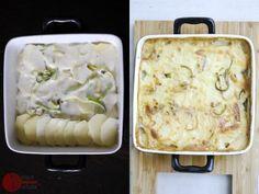 Wspaniały smak, łatwa i szybka w przygotowaniu. Składniki, które masz w domu. Idealna jako danie główne lub jako dodatek do mięs.