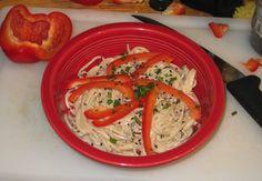 {recipe} Customizable Cold Sesame Noodles