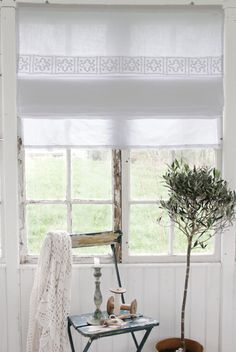 I want these roman blinds for my bathroom.