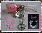 Glow Wish Bottle Pendant Necklace - Red Love. $10.00, via Etsy. http://www.ecrafty.com/c-517-mini-glass-bottles.aspx?pagenum====pricedescending=60