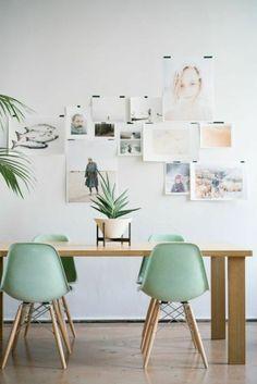mintgrün ganz beruhigend fürs büro