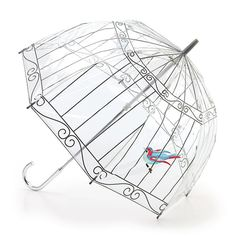 Birdcage Umbrella - love it!