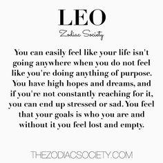 Read more Leo facts thezodiacsociety.com