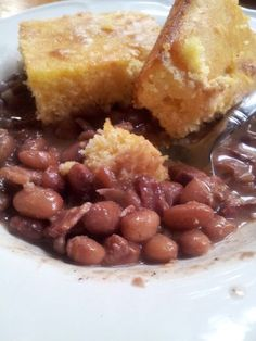 Stovetop Pinto Beans Tasty Kitchen A Happy Recipe Community Pinto Bean Recipes, Beans Recipes, Potato Recipes, Beans And Cornbread, Soup Beans, Beans Beans, Frijoles, Pinto Beans, Pinto Bean Soup