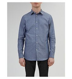 dafd9b4e 8 Best Denim Shirt images in 2019 | Chambray, Denim Shirt, Denim shirts